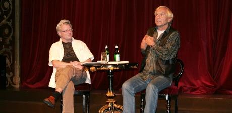 Odin Teatret i Teatermuseet i Hofteatret